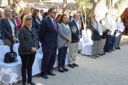 Acto homenaje al Gral. José de San Martín