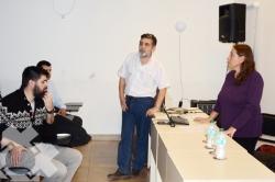 Ciclo de Conferencias del Instituto de Lingüística, Folklore y Arqueología y Laboratorio de Antropología.