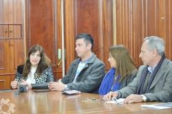 Conferencia de Prensa UNSE Innovar II