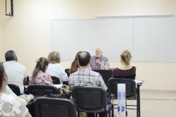Conferencia del Dr. Rivas