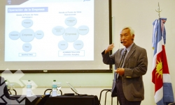 Conferencia del Mg. Yosuke Nakanishi