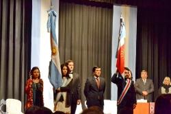 Conmemoración Día de la Bandera
