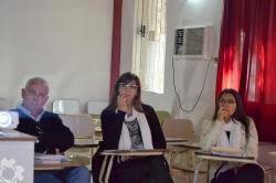 Defensa de tesis final de grado de VALOI, DANIELA ANAHI