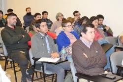 Diego Escolar encabezó actividades académicas en la Facultad_1