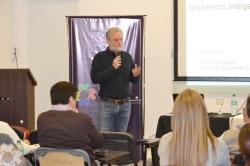 Diego Escolar encabezó actividades académicas en la Facultad