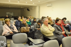 Diego Escolar encabezó actividades académicas en la Facultad_3