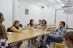 El Equipo Socio Jurídico en Derechos Humanos se reunió con autoridades judiciales_2