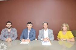 Firma de Convenio con Defensoria del Pueblo