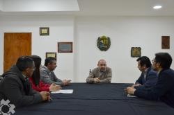 Firma de Convenio con Municipalidad de La Banda