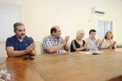 Firma de Convenio con Municipalidad de Ojo de Agua