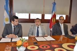 Humanidades firmó un convenio con el Superior Tribunal   de Justicia _1
