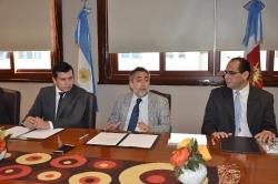 Humanidades firmó un convenio con el Superior Tribunal   de Justicia _3