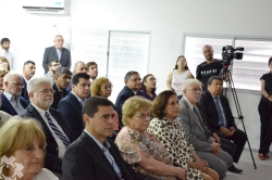 Inauguración de los institutos de doble dependencía