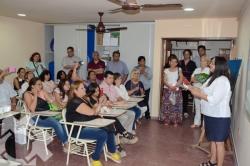 Inauguraron Gabinete de Obstetricia