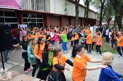 La FHCSyS realizó la 4ª Caminata Saludable