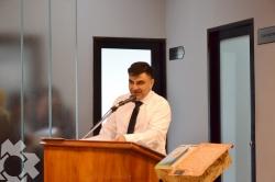 Marcelino Ledesma destacó el trabajo de las Escuelas de la Familia Agrícola