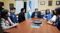 Marcelino Ledesma destacó los avances de la Unse en el área DDHH