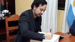 Marcelino Ledesma destacó los avances de la Unse en el área DDHH_2