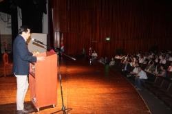 """Marcelino Ledesma: """"Humanidades siempre será un espacio abierto a la comunidad"""""""