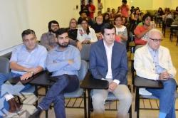 """Rafecas presentó """"El crimen de tortura"""" en la Facultad de Humanidades"""