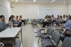 Reunión con Autoridades de la Facultad