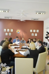 Reunión de Decanos Nacionales