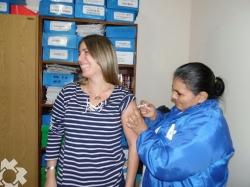 Semana de la Vacunación en las Américas
